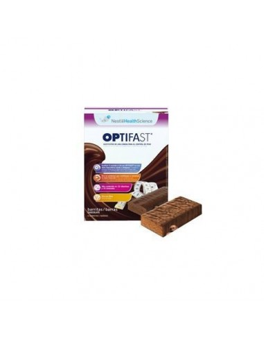 OPTIFAST BARRITAS 70 G 6 BARRITAS CHOCOLATE