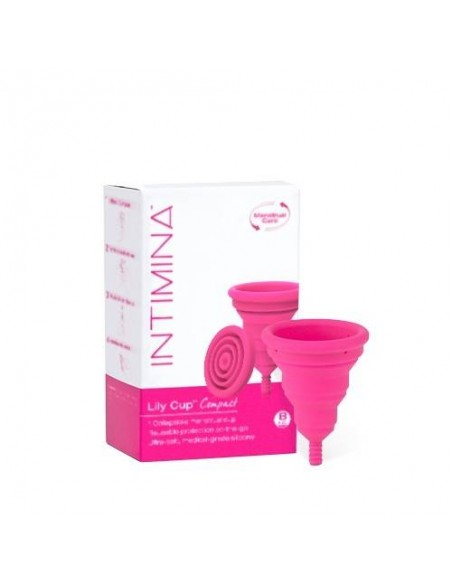 INTIMINA LILLY CUP COMPACT COPA MENSTRUAL TALLA B