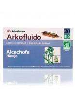 ALCACHOFA E HINOJO ARKOPHARMA 20 AMPOLLAS BEBIBLES