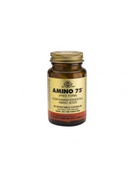 AMINO 75 30 CÁPSULAS SOLGAR