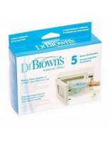 BOLSAS ESTERILIZACIÓN MICROONDAS DR BROWN'S