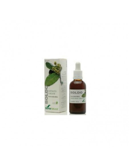 EXTRACTO DE BOLDO SORIA NATURAL 50 ML