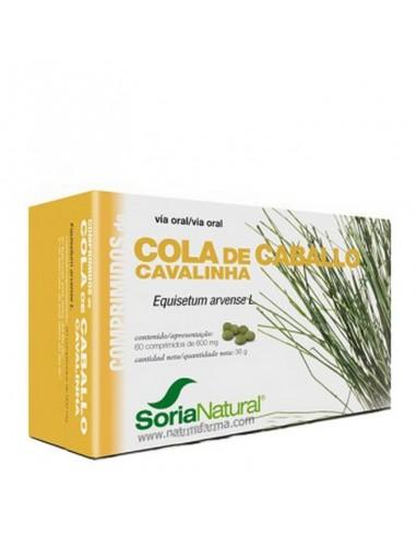 COLA DE CABALLO SORIA NATURAL 60 COMPRIMIDOS