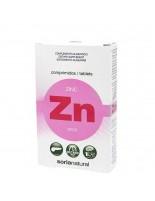 ZINC 48 COMPRIMIDOS RETARD SORIA NATURAL