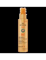 NUXE SUN SPRAY FUNDENTE ALTA PROTECCIÓN SPF 50 150 ML