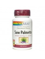 SAW PALMETTO SOLARAY 60 CAPSULAS
