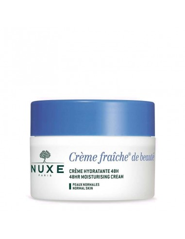 NUXE CREME FRAICHE HIDRATANTE 48 H PIEL NORMAL 50 ML
