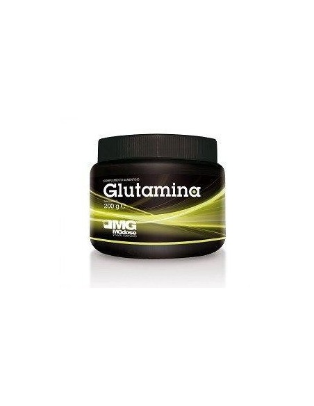 GLUTAMINA SORIA NATURAL 200 GR