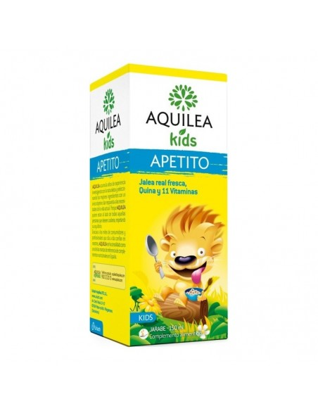 AQUILEA KIDS APETITO 150 ML