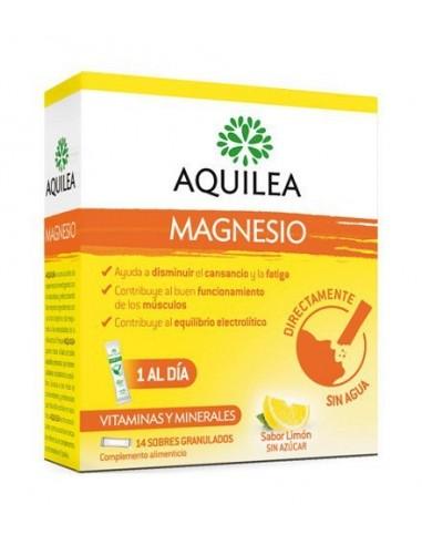 AQUILEA MAGNESIO  GRANULADO 14 SOBRES 3 G
