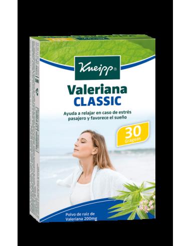 VALERIANA KNEIPP CLASSIC 30 GRAGEAS
