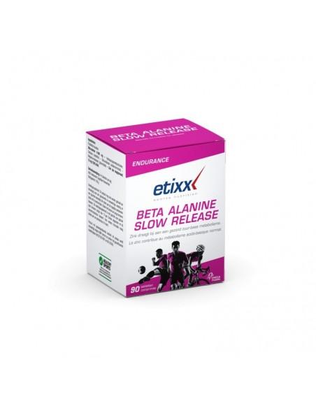 ETIXX BETA ALANINE SLOW RELEASE 90 COMPRIMIDOS