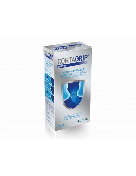 CORTAGRIP SPRAY BUCAL  20 ML