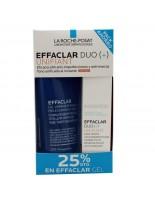 EFFACLAR DUO (+) UNIFIANT LA ROCHE POSAY TONO MEDIO 40 ML + EFFACLAR GEL 200 ML  (25% DTO)