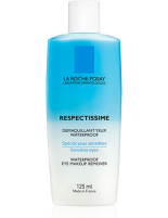 RESPECTISSIME DESMAQUILLANTE DE OJOS WATERPROOF LA ROCHE POSAY 125 ML