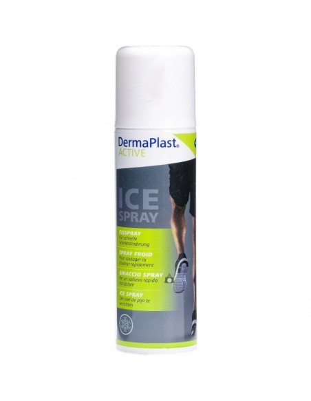 DERMAPLAST ACTIVE SPRAY HIELO 200 ML