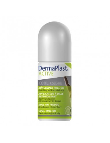 DERMAPLAST ACTIVE COOL ROLL ON EFECTO FRIO 50 ML
