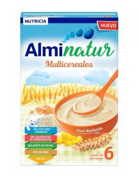 ALMINATUR MULTICEREALES 250 GR