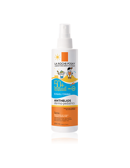 ANTHELIOS SPF 50+ DERMOPEDIATRICS SPRAY LA ROCHE POSAY 200 ML