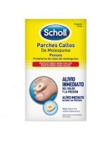 DR SCHOLL PARCHES CALLOS DE MOLESPUMA