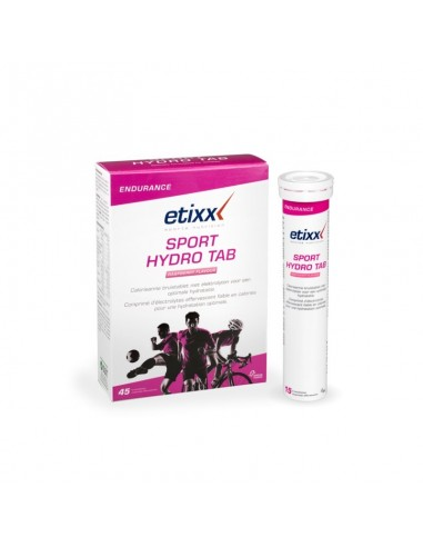 ETIXX HYDRO SALTS 45 TABLETAS EFERVESCENTES