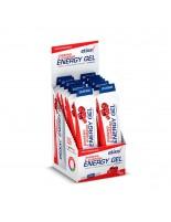 ETIXX GINSENG & GUARANA ENERGY GEL 12 UNIDADES CHERRY & REDCURRANT