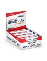 ETIXX NATURAL OAT SPORT BAR SWEET & SALTY CARAMEL 12 UNIDADES