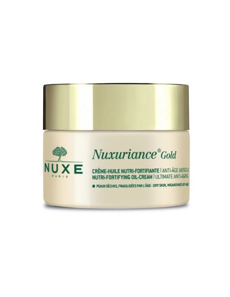 NUXE NUXURIANCE GOLD CREMA-ACEITE