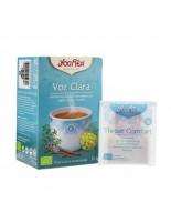 YOGI TEA VOZ CLARA 17...