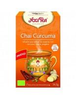 Yogi Tea Chai cúrcuma 17...