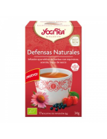 Yogi Tea defensas naturales...