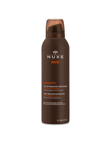NUXE MEN GEL DE AFEITADO...