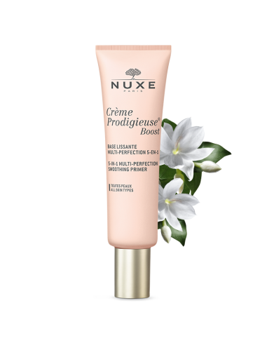 NUXE CREME PRODIGIEUSE BOOST BASE ALISANTE MULTI-PERFECCION 5 EN 1 30 ML