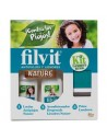 FILVIT KIT NATURE ANTIPIOJOS LOCION + ACONDICIONADOR 125 ML + 125 ML