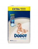 Dodot Sensitive Extra Talla...