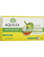 Aquilea antiácido 24 comprimidos bucodispersables