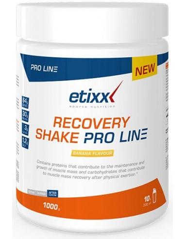 Etixx recovery pro line sabor plátano...