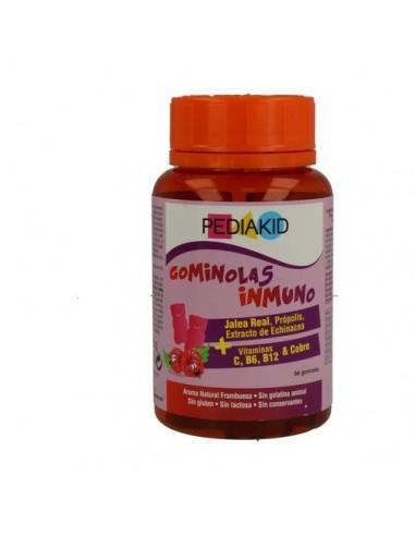 Pediakid inmuno 60 gominolas