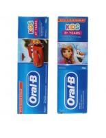 Oral-B pasta dental kids...