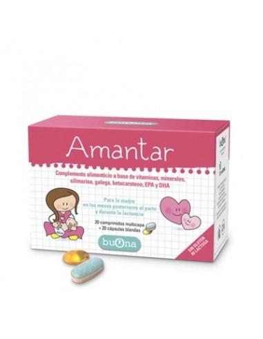 Amantar Buona 20 comprimidos + 20...