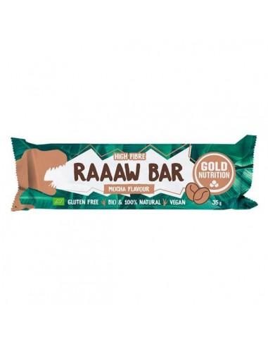 Raaaw bar Goldnutrition sabor...