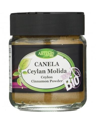 CANELA CEYLAN MOLIDA ARTEMIS BIO 70 G