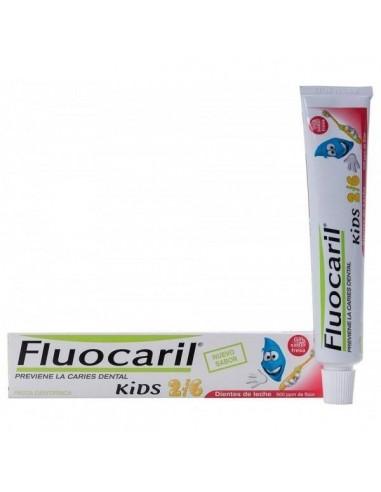 FLUOCARIL KIDS 2-6 AÑOS  50 ML FRESA