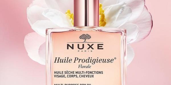 Este verano disfruta de tu rostro más hidratado con Nuxe Huile Prodigieuse Florale
